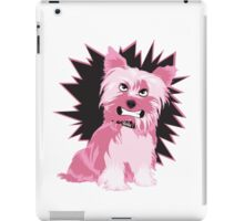 GiGI Angry Doggie iPad Case/Skin