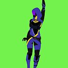 Tali Zorah by nimbusnought