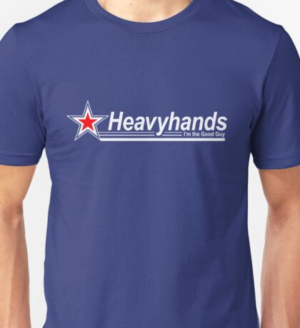 Vote for Heavyhands Unisex T-Shirt