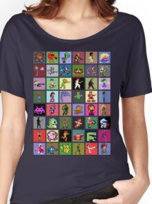Pixel Heroes Women's Relaxed Fit T-Shirt