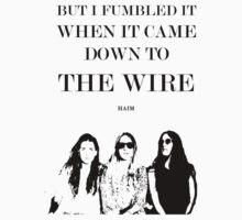 the wire by grungefemme