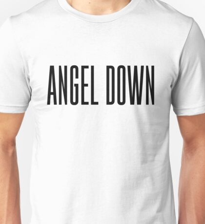 Angel Down [1] Unisex T-Shirt