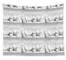 Summertime Sadness  Wall Tapestry