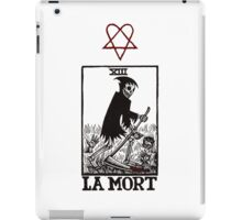 La Mort iPad Case/Skin