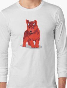 Caesar I'm a Devil Dog Long Sleeve T-Shirt