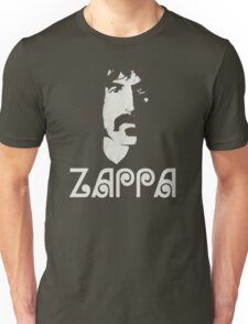 Frank Zappa Silhouette Unisex T-Shirt