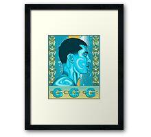 GGG Framed Print