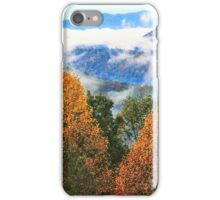 AUTUMN STORM,SUGARLANDS VALLEY iPhone Case/Skin
