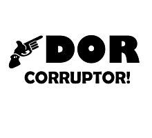 Dor Corruptor Photographic Print