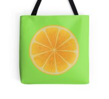 Fresh Orange Slice Tote Bag