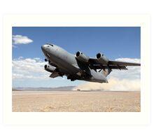 C-17 Globemaster Art Print