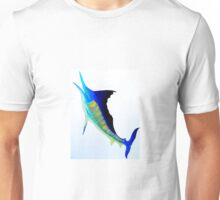 Blue Marlin Unisex T-Shirt