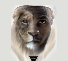 LeBron James 'Lion' Design T-Shirt