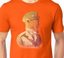 Red Army Fox Unisex T-Shirt
