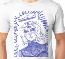 The Queen of Outer Space Unisex T-Shirt