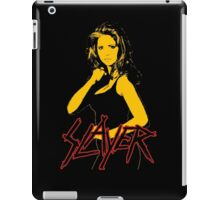 Buffy - Slayer Logo iPad Case/Skin