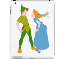 Peter & Wendy iPad Case/Skin