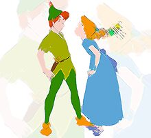 Peter & Wendy by Bsbodyache