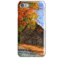 The Barn On The Hill  iPhone Case/Skin