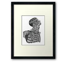 Bust Framed Print