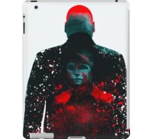 The Rabbit In A Snowstorm iPad Case/Skin