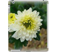 warm white of autumn iPad Case/Skin