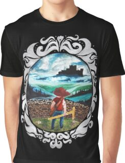 The Journey Ahead Graphic T-Shirt