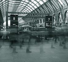 Rush Hour by mjkrynicka