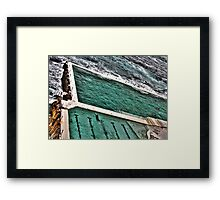 Bondi Icebergs - Bondi Beach Framed Print