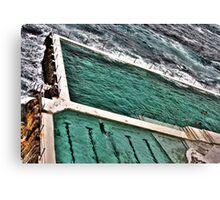 Bondi Icebergs - Bondi Beach Canvas Print