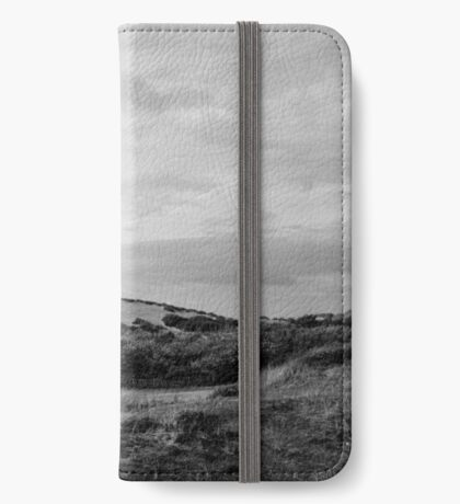 Lonely Tree at Formby iPhone Wallet/Case/Skin