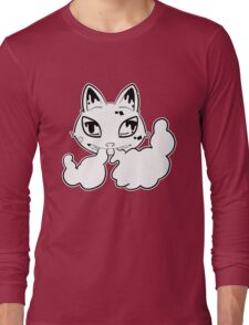 Cat Smog Long Sleeve T-Shirt