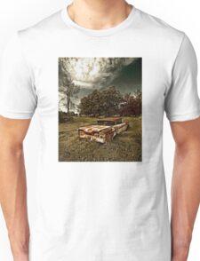 Abandoned Edsel Unisex T-Shirt