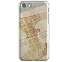 Ten Euro Note iPhone Case/Skin