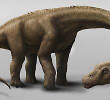 Dreadnoughtus schrani by BillNyeIsDope