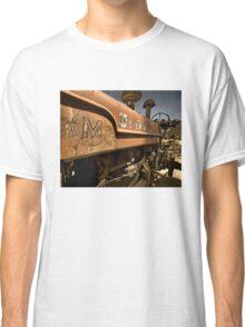 Abandoned Farmall Tractor Classic T-Shirt