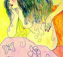 The Diva.... by Renate  Dartois