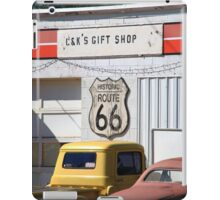 Route 66 Shop iPad Case/Skin