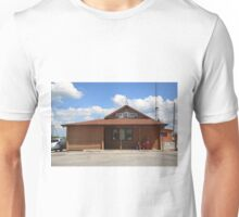 Route 66 - Old Log Cabin Unisex T-Shirt