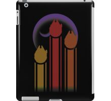 Retro Flier iPad Case/Skin