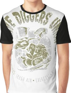 Grave Diggers Union Graphic T-Shirt