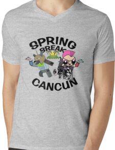 [VINTAGE] Spring Break 2003 Mens V-Neck T-Shirt