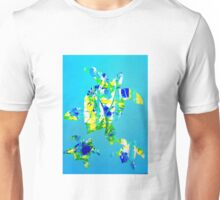 Sea turtle love Unisex T-Shirt