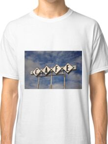 Route 66 Cafe Classic T-Shirt