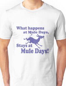 Mule Day Unisex T-Shirt