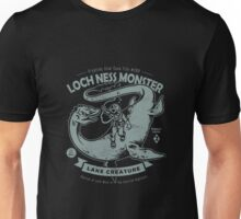 Lochness Monster - Cryptids Club Case file #200 Unisex T-Shirt