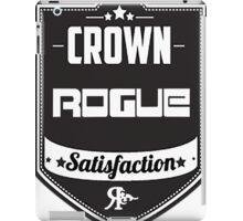 ROGUE CROWN iPad Case/Skin
