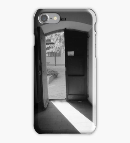 A Door to the Light iPhone Case/Skin