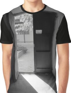 A Door to the Light Graphic T-Shirt