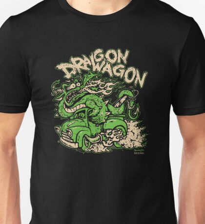 Dragon Wagon Unisex T-Shirt